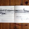 Urban Sketch Tempelhofer Park (Berlin- Neukölln), Sketch Book- 30/04/11 © Laetitia Hildebrand