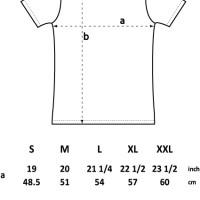 Dimensions T-shirt -N45