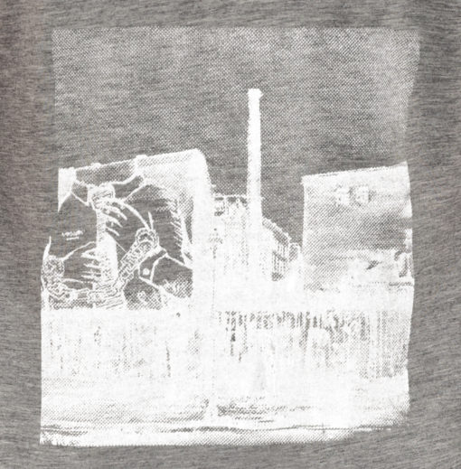 Pattern- Cuvrystrasse white Tencel white print Woman