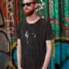 T-shirt-Unisex-Danseur-Veloute-black-acid-1