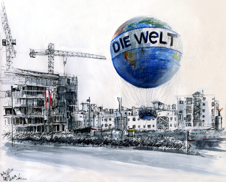 09.02.2018- Die Welt, Trabi-World (Berlin- Mitte)